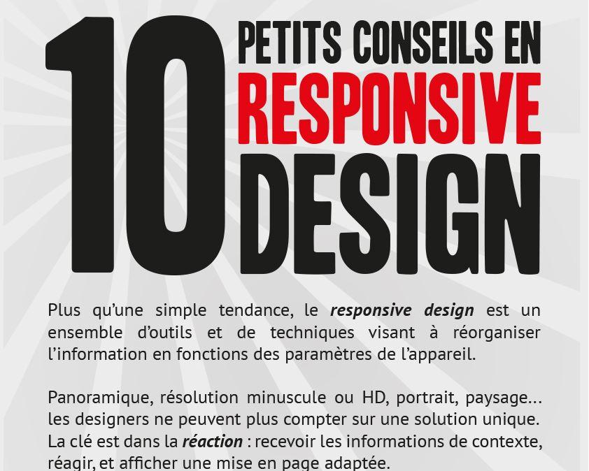10 petits conseils en Responsive Design