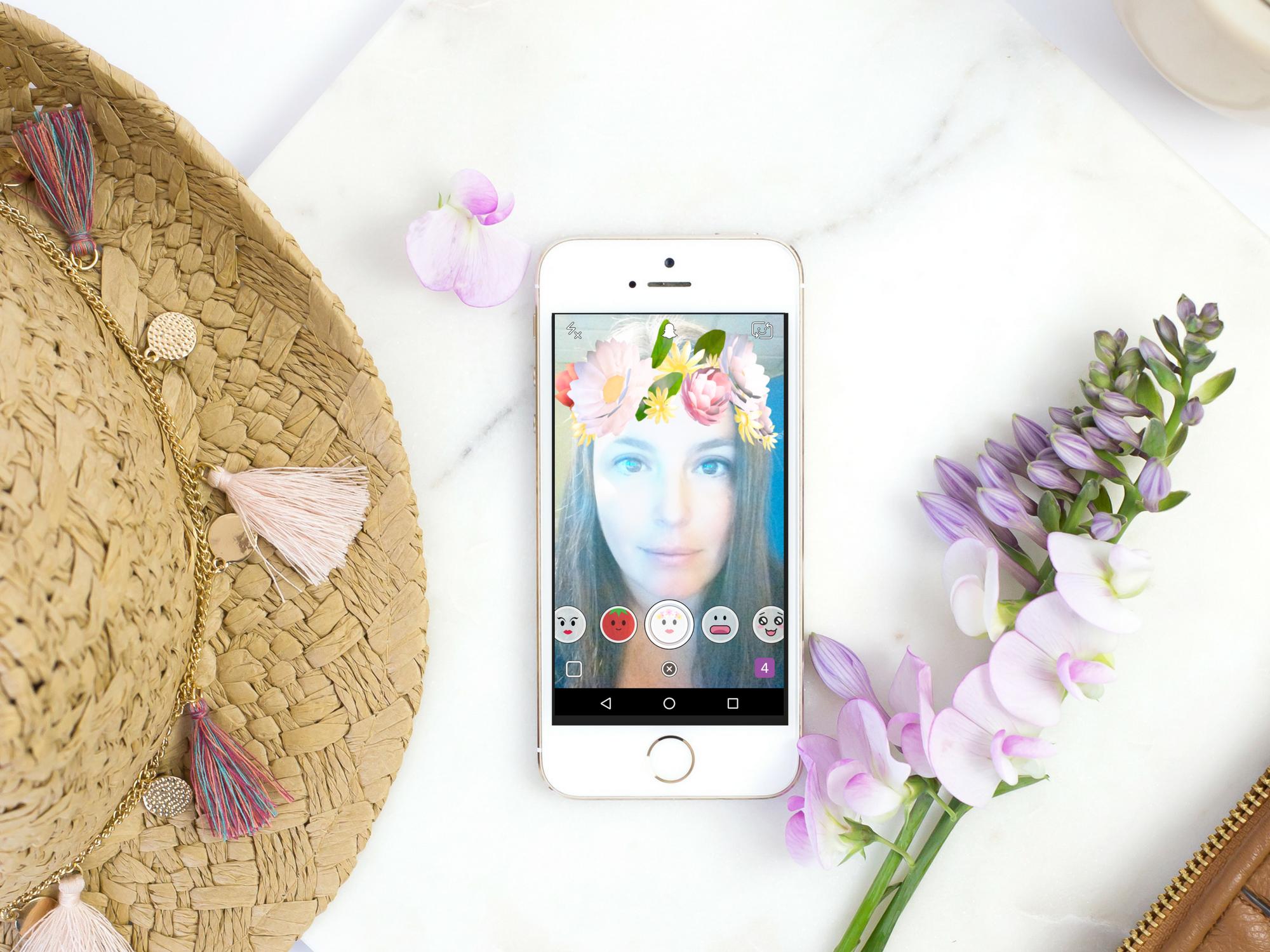 Statistiques Snapchat qui démontrent son importance pour les entreprises
