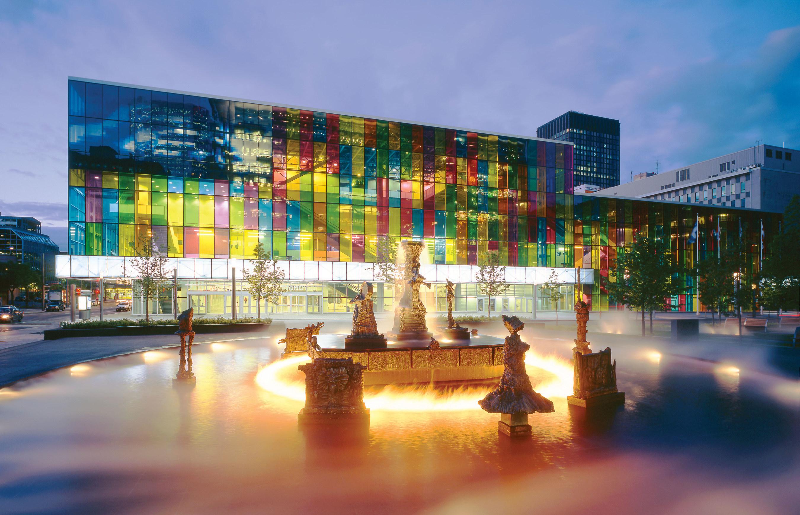 Montréal accueille plus de congrès internationaux que toute autre ville des Amériques