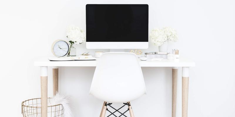 Comment être productif lorsque nous travaillons de la maison?
