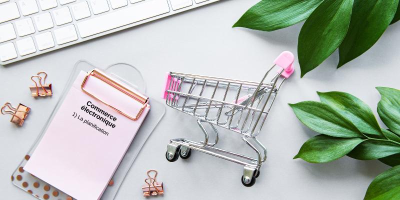 Commerce électronique: La planification