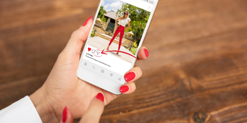 Comment puis-je repartager du contenu sur Instagram?